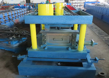 80mm - 300mm C Purlin Roll Forming Machine 7.5mx1.8mx1.4m Dimention