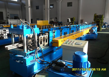 Upright Rack Beam Box Steel Roll Forming Machine Production Line