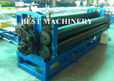 0.15mm Steel Horizontal Roofing Corrugated Sheet Roll Forming Machine Hydraulic Type
