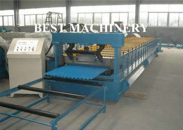 Corrugated Zinc Coated Metal Sheet Roof Roll Forming Machine Electrical System