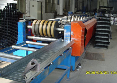 China 100-600 Cable Tray Roll Forming Machine PLC Control System XY150-600 supplier