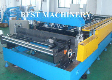 China Rolling Shutter Door Roll Forming Machine Slat Cover Box Bending Making supplier