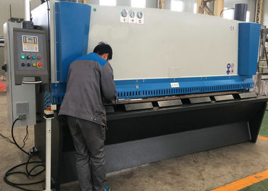 6m PPGI Galvanized Steel Plate Sheet Cutting Bending Shearing Machine