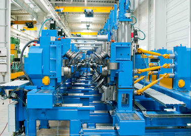 Advanced Technology Custom Steel Profile Roll Forming Machine Line
