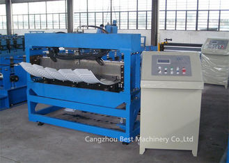 High Speed Tile Making Machine Metal Roofing Sheet Curving Machine 1-3m/Min Productivity