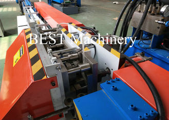 Customized Suspended Ceiling Channel Roll Forming Machine High Speed 5.5kw Power