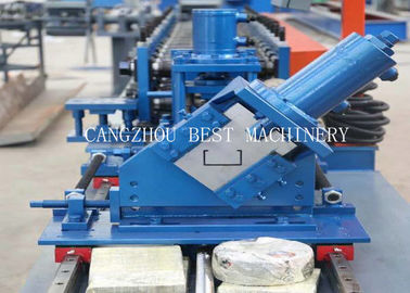 5.5KW CU Stud And Track Roll Forming Machine Drywall Channel Forming Making Machine