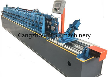 Automatic Cold Roll Forming Machine Ceiling Main And Cross T Grid Bar Wall Angl Making