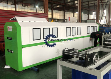 Automatic Stud And Track Roll Forming Machine For C U Light Steel Keel Frame Structure