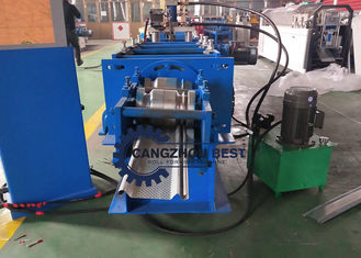 77mm Shutter Slat Roller Door Making Cold Roll Forming Machine