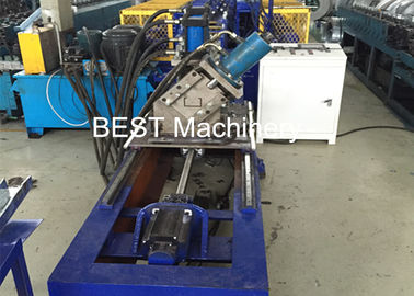 Automatic Change Size Stud And Track Roll Forming Machine Main Channel Drywall Ceiling