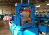China Fast Size Changing U Channel  Roll Forming Machine 9.5mx1.8mx1.4m  Dimention factory