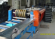 100-600 Cable Tray Roll Forming Machine PLC Control System XY150-600