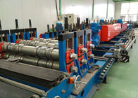 Perforted Type Ladder Cable Tray Roll Forming Machine Chain or gear box Driven system