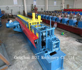 Automatic Roller Shutter Door Steel Sheet Making Roll Forming Machine