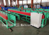 Roller Shutter Door Steel Making Roll Forming Machine Hydraulic Cutting