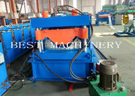 Customized  Building Material Long Arch K Span Roll Forming Machine 2 Years Warranty
