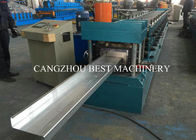 Galvanized Steel Z Section Purlin Roll Forming Machine for Building Material