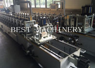 Ceiling Drywall Stud And Track Roll Forming Machine Line 15m/min - 30m/min Speed