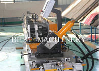 Bar Stud And Track Roll Forming Machine Ceiling Main And Cross T Grid Channel