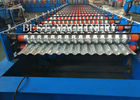 Metal Corrugated Roof Panel Sheeting Roll Forming Machine 2 Years Warranty