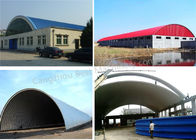 Long Span Steel Material Building Roofing Sheet Roll Forming Machine CE / BV / SGS