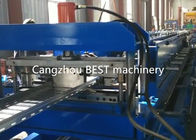CE And ISO Full Automatic Steel Cable Tray Roll Forming Making Machine