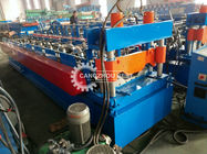 914-610 Type Long Span Curving Roof Panel Roll Forming Machine PLC Control System