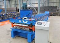 Double Layer Roofing Sheet Roll Forming Machine Popular Design YX686/ YX762