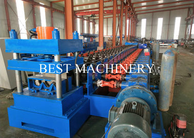 China Guardrail Roll Forming Machine Road Safety W Beam Crash Barrier Gear Box distributor