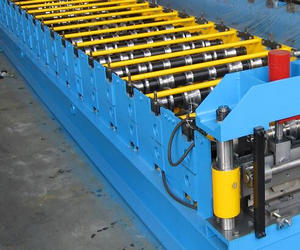 PU Sandwch Panel Production Line Automatic Continious Online Foaming