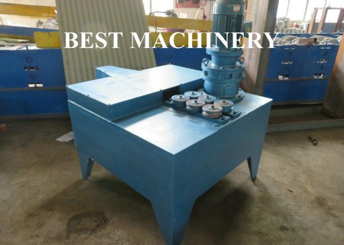 Rolling Shutter Door Roll Forming Machine Slat Cover Box Bending Making