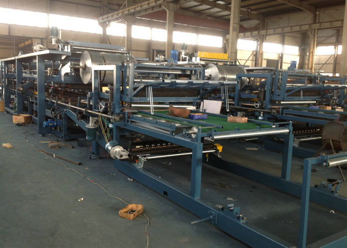 Sheet Sandwich Panel Production Machinery Mineral Wool Board Saw Cutting Type
