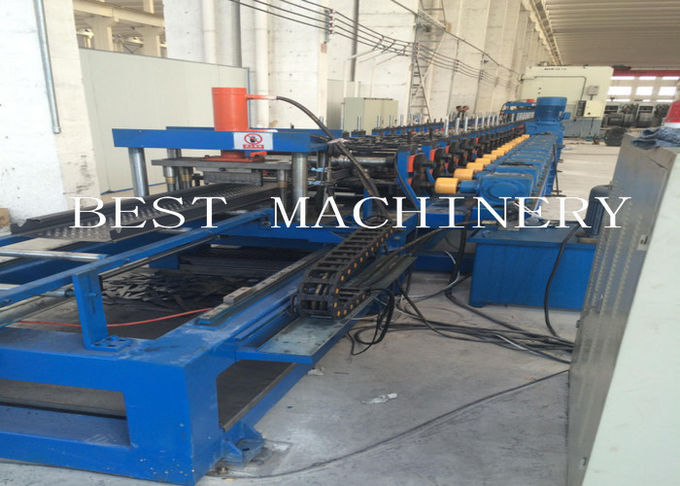 Automatic Scaffold Walk Board Rolling Forming Machine For Galvaized Iron Sheet